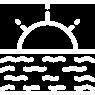 The Ocean Symbol Icon
