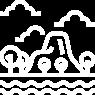 The Island Symbol Icon