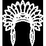 Crazy Horse Symbol Icon