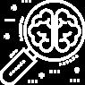 Brain Scans and Studies Symbol Icon
