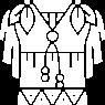 The Powwow Regalia  Symbol Icon