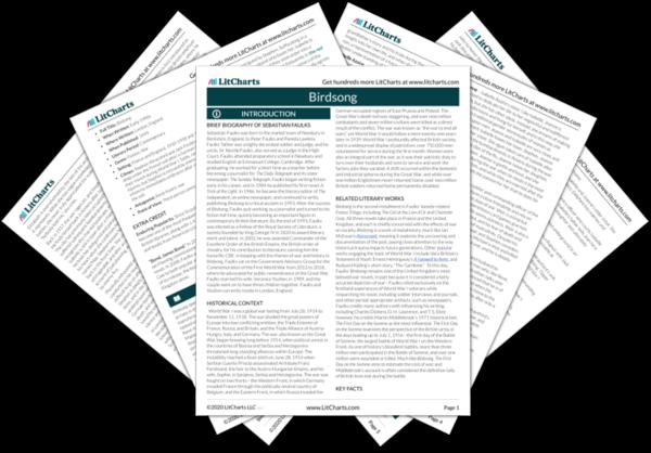Birdsong PDF