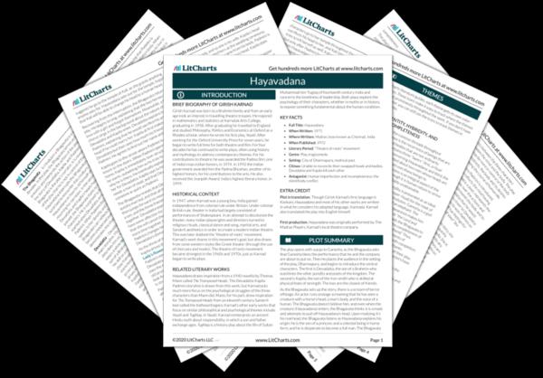 Hayavadana PDF