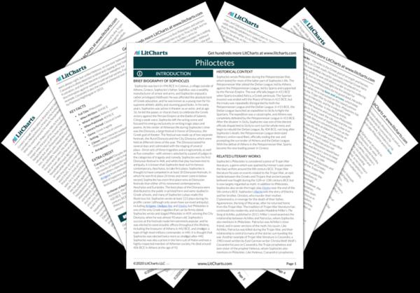 Philoctetes PDF