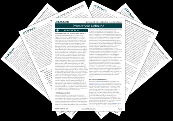Prometheus Unbound PDF