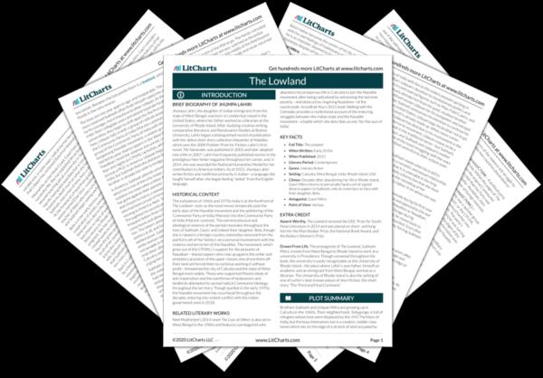 The Lowland PDF