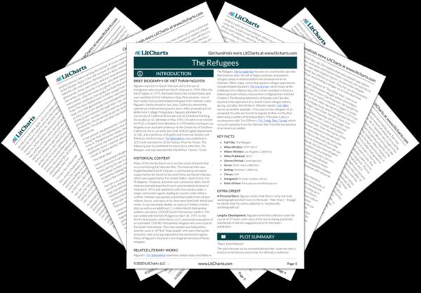 The Refugees PDF