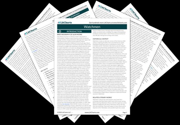 Watchmen PDF