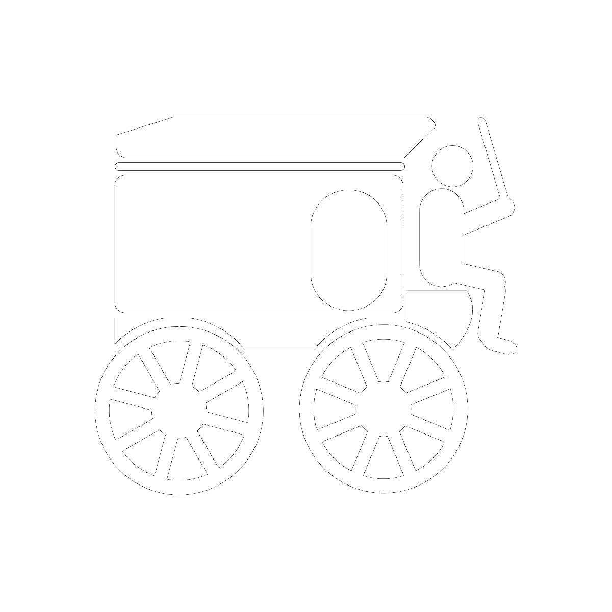 Symbol The Carriage