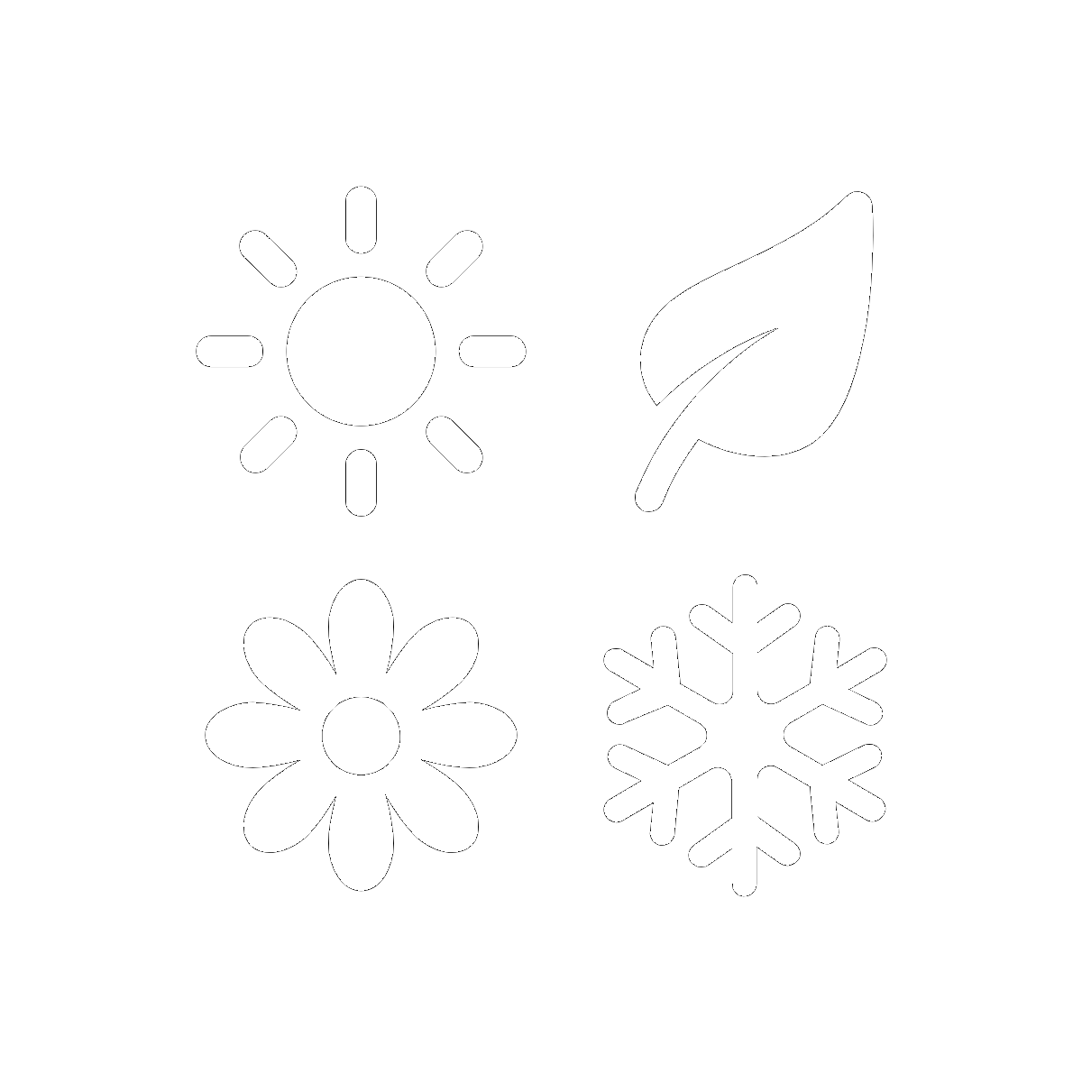 Symbol Changing Seasons