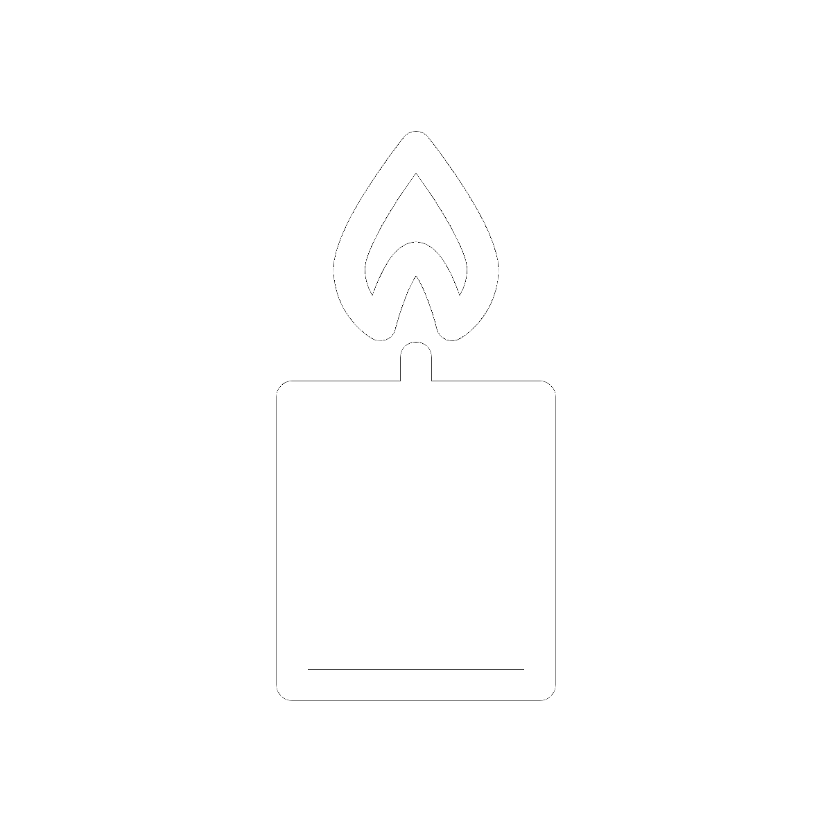Symbol The Candle