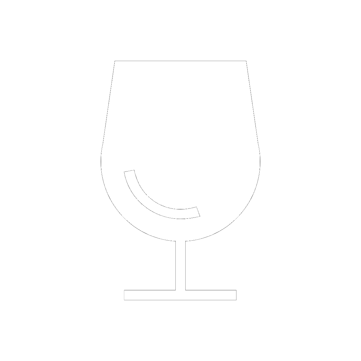 Symbol Alcohol and Drunkenness