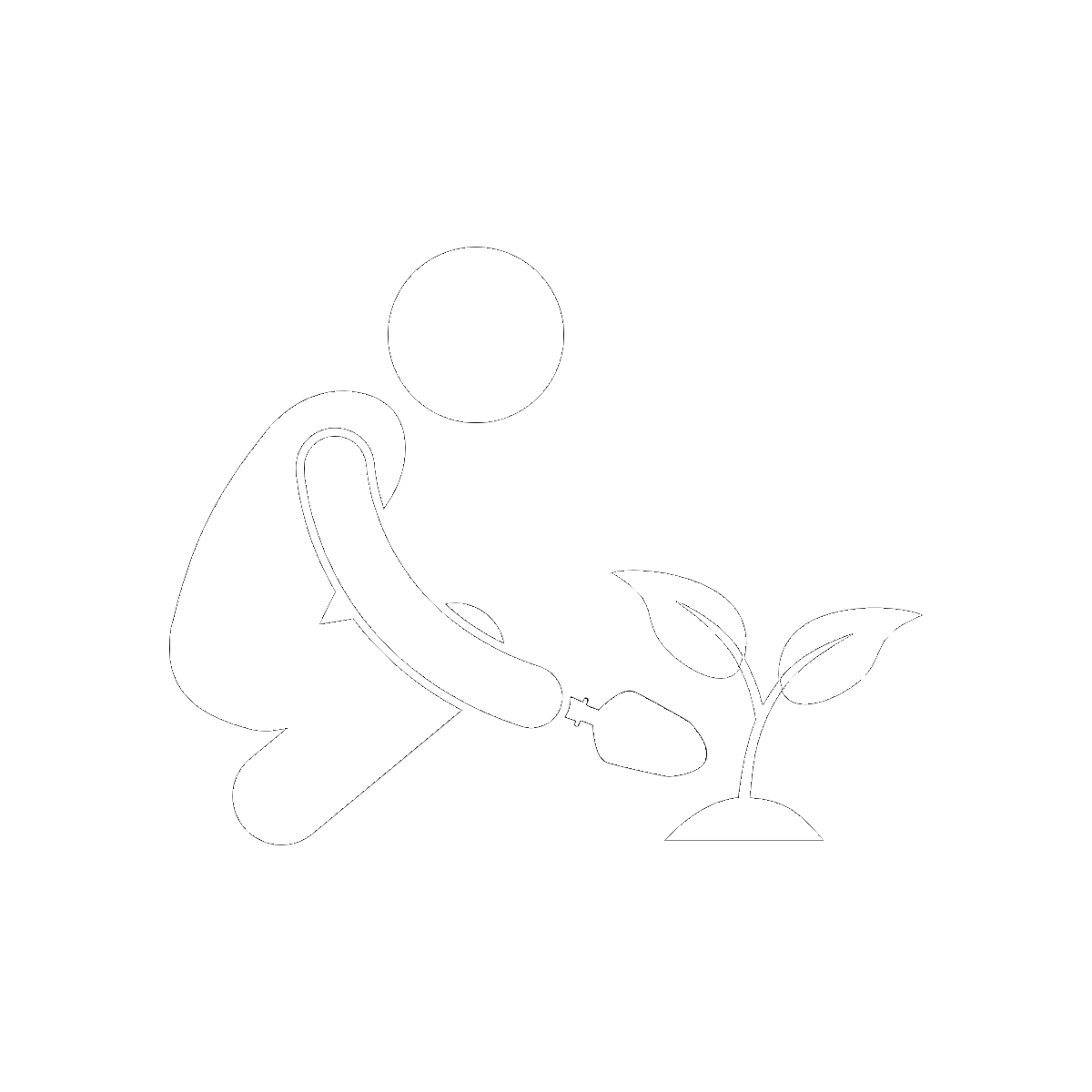 Symbol Crops and Planting