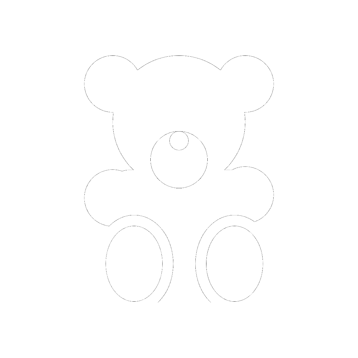 Symbol The Blind Toy