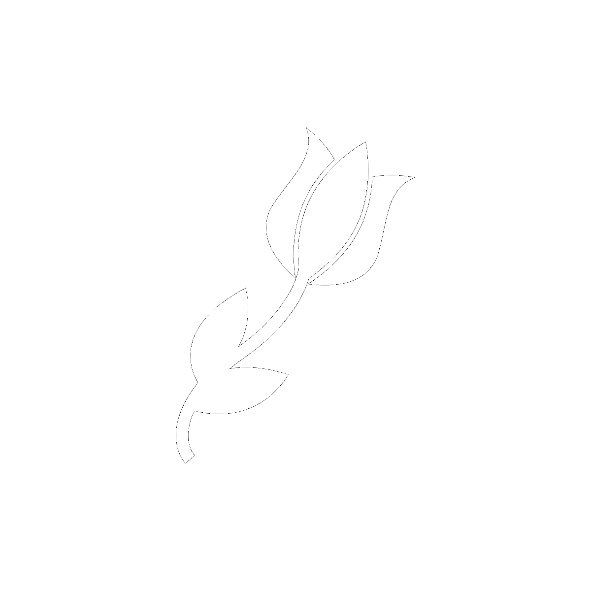 Symbol Flowers and Plants