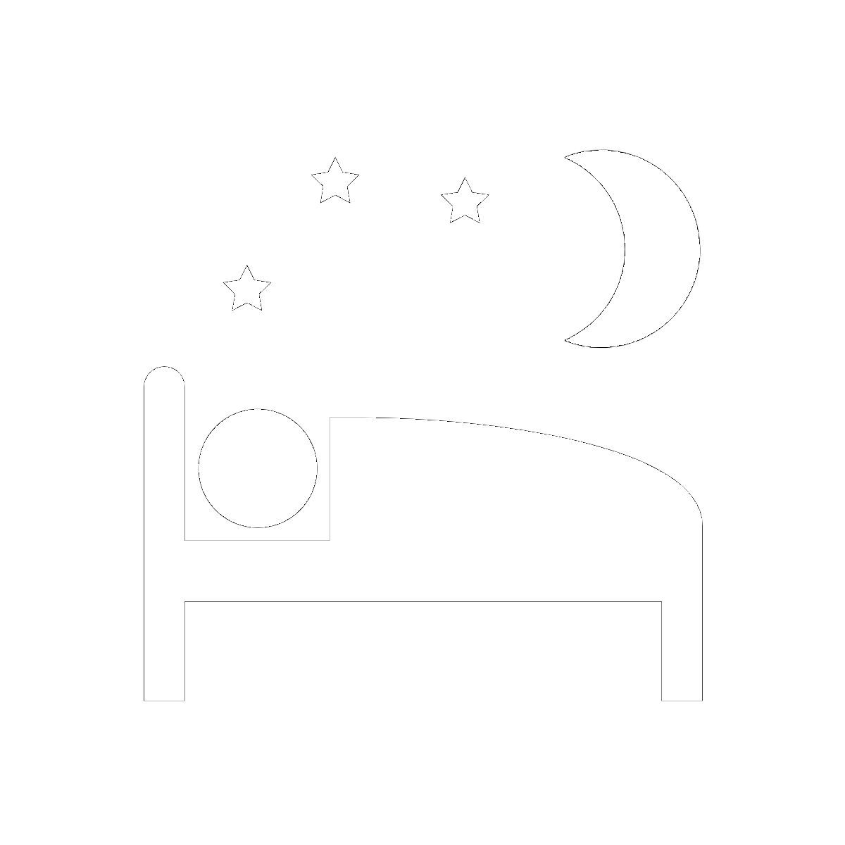 Theme The Comfort and Escape of Sleep